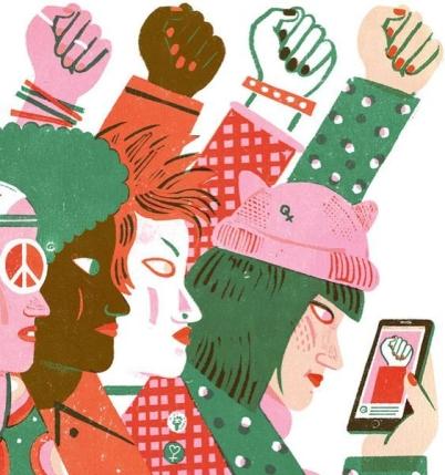 Feminismo Internet