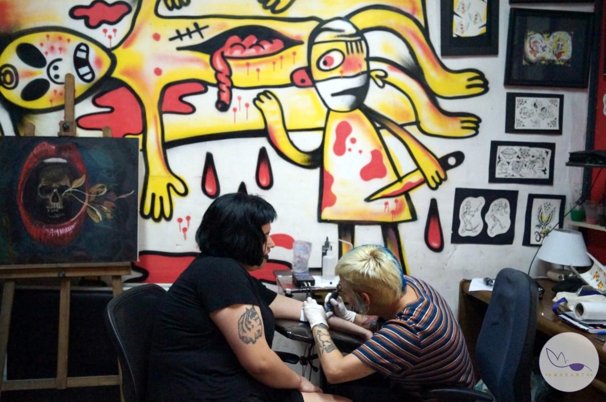 15 artistas tatuadoras que la están rayando en Conce (Parte I)