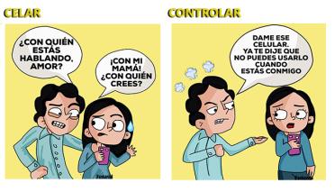 control y celos