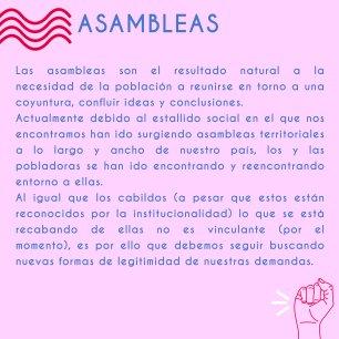 ASAMBLEAS