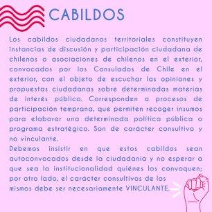 CABILDOS